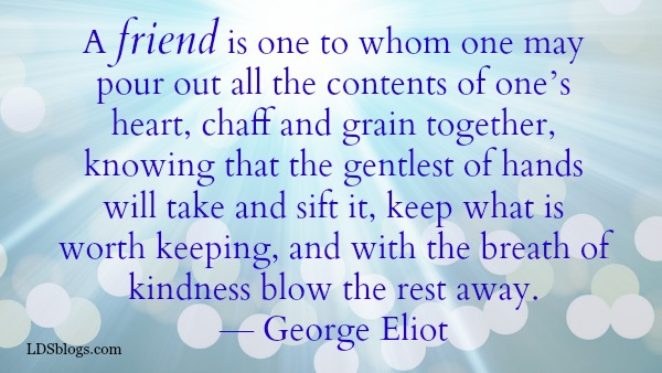 Be A Friend Instead of a Busybody