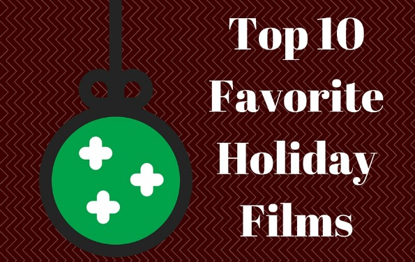 Family Movie Night- Favorite Holiday Films