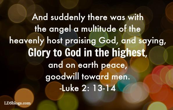 A Book of Mormon Christmas - LDS Blogs
