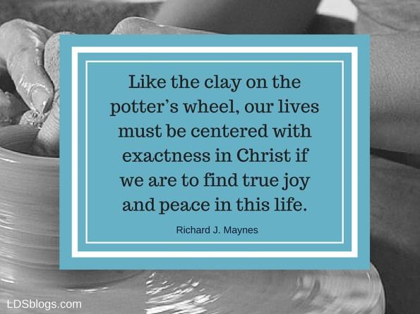 Living a Christ-Centered Life