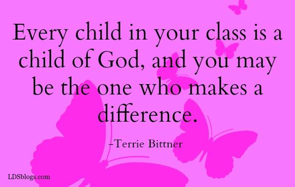 Reactivating Primary Children