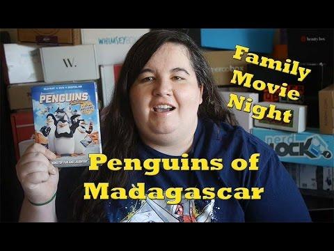 Family Movie Night: Penguins of Madagascar