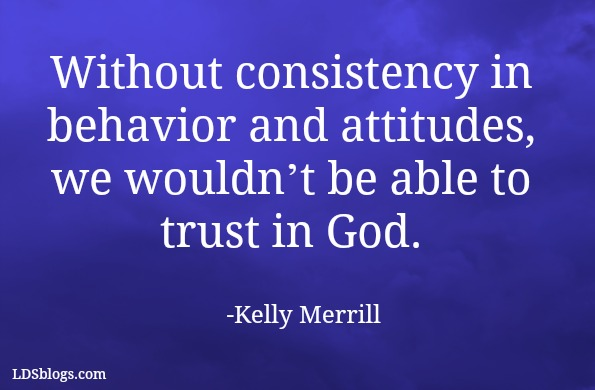 The Consistency of God