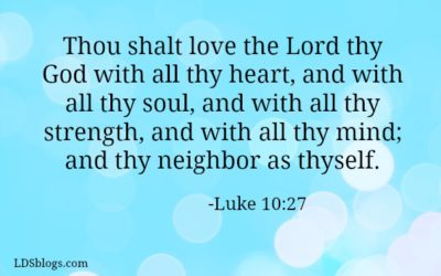 Love the Lord By Serving