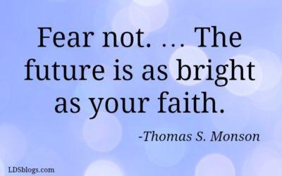 Faith is a Choice, Not a Chance