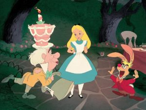 Alice in Wonderland from 1951