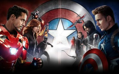 Family Movie Night- Captain America: Civil War