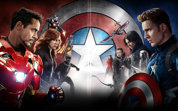 Family Movie Night: Captain America: Civil War