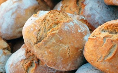 One Way to Happiness- through Bread
