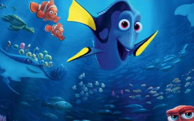 Family Movie Night: Finding Nemo and Dory!