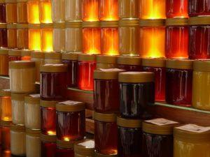 Honey Jars for Sale