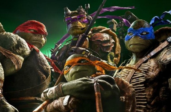 Family Movie Night: TMNT