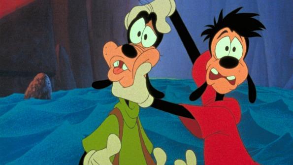 Family Movie Night: A Goofy Movie