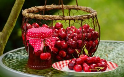 From Earth's Bounty: Cherries