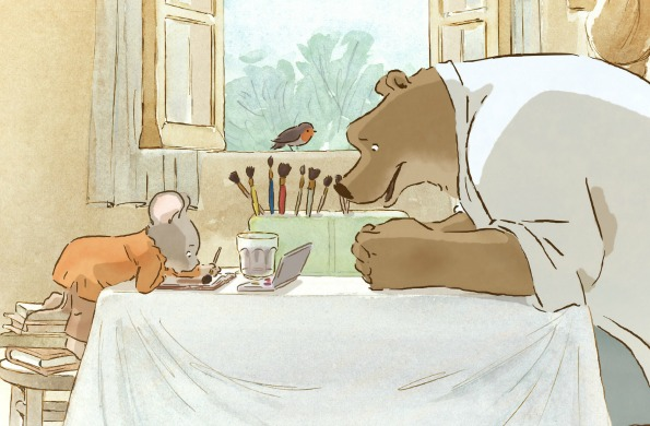 Family Movie Night: Ernest And Celestine