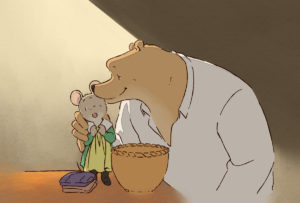 Family Movie Night Ernest And Celestine