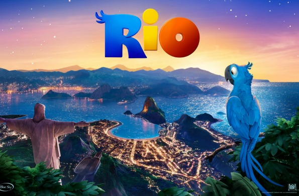 Family Movie Night: Rio