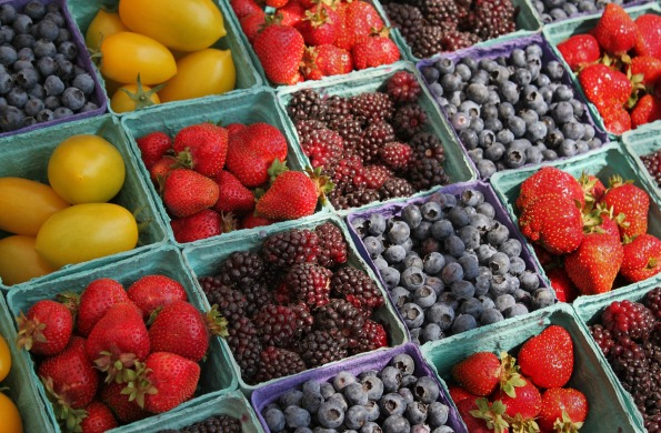 The Benefits of Fresh Local Produce