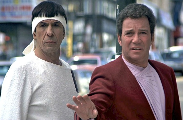 Family Movie Night: Star Trek IV