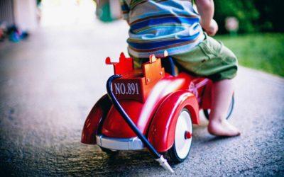 Weighty Topics and Children's Tender Hearts