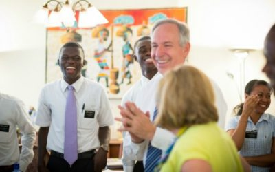 The Blessing of Missionaries
