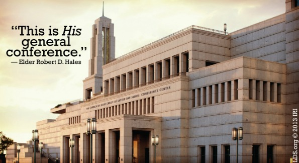 General Conference- a gift