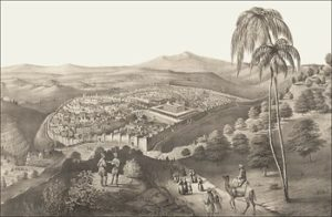 An image of Ancient Jerusalem