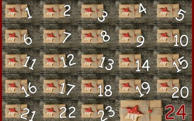 Missionary Advent Calendar- With Free Printable!