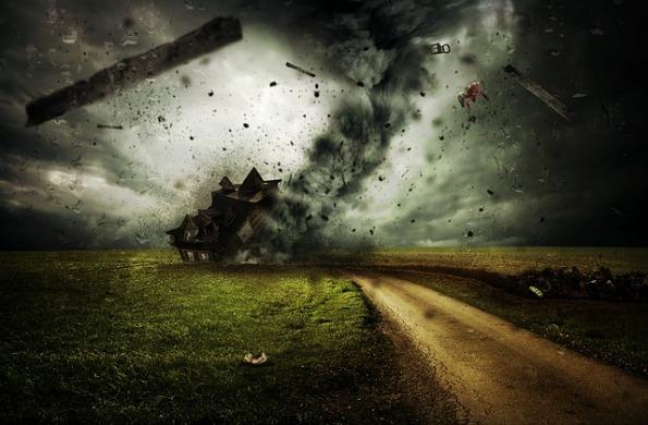 Spiritual Tornadoes