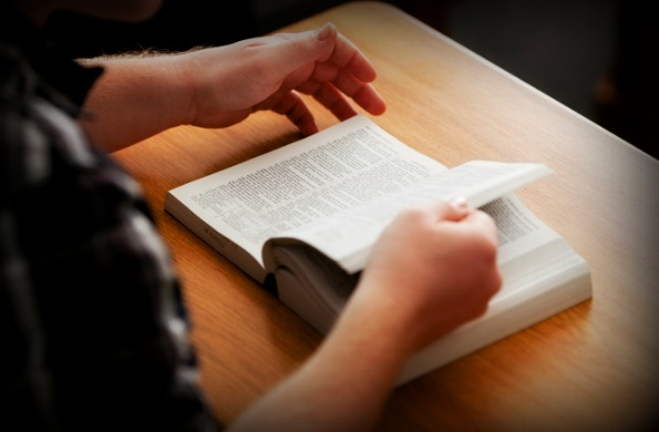 Scripture Study Technique: Using the Dictionary