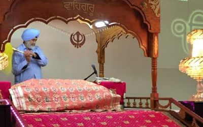 My Mormon Experience at a Sikh Service
