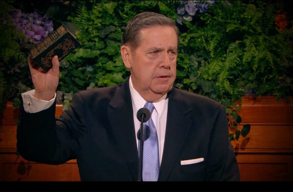 Elder Holland saved my life- A story of a ministering angel