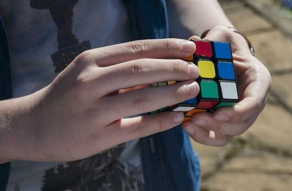 Solving the Rubik's Cube of Life