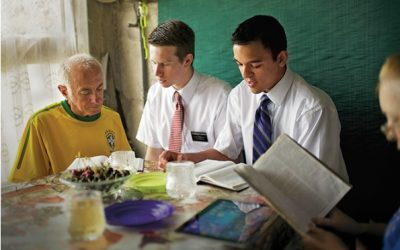 Inviting the Missionaries into Your Home