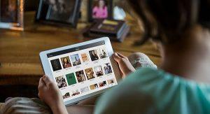 gospel library social media