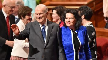 russell m nelson general conference