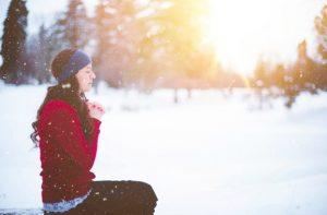 pray snow