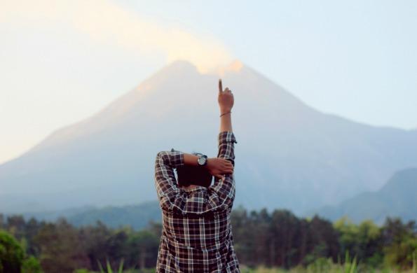 Self Image: Look Upward, Not Outward