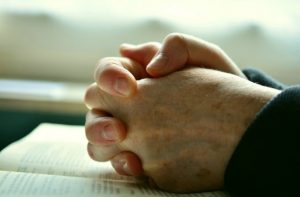 pray prayer hands