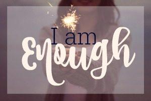 elisha i am enough