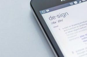 design dictionary iphone