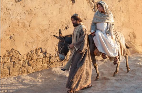 mormon mary and joseph