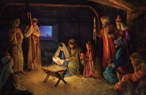 mormon nativity