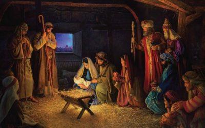 My Christmas Psalm