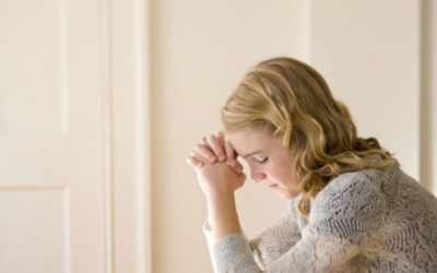 My Life-Changing Prayer as a 7-Year-Old