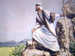 mormon bible prophet joshua