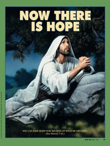 Hope Christ Gethsemane