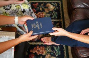book of mormon missionaries