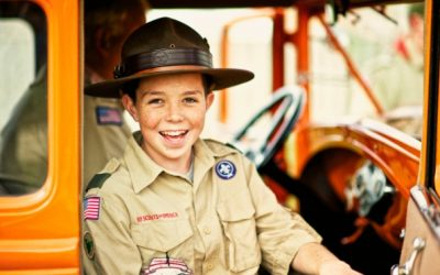 The Goal to Be a 12-Year-Old Eagle Scout