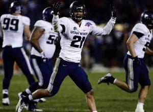 Utah State Aggies football